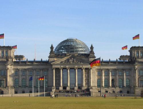 ECG guest at the German Bundestag
