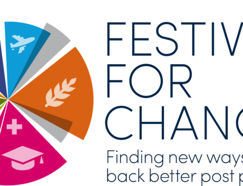 ECG is official partner of the Festival for Change