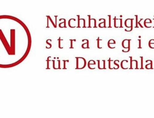 Statement of ECG to the dialogue version of the German Sustainability Strategy