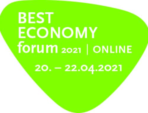 BEST ECONOMY forum 2021: Global players meet local companies!