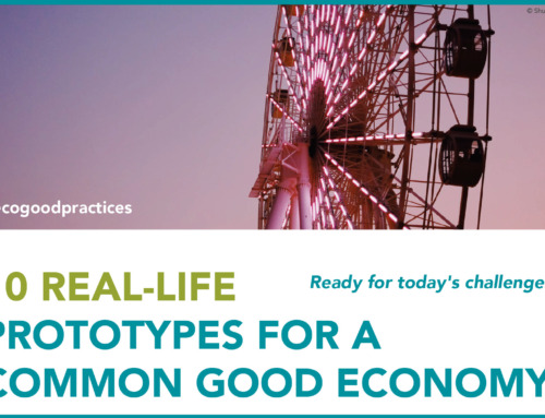 10 Real-life Prototypes for a Common Good Economy