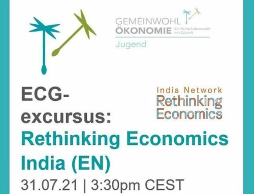 ECG-excursus: Rethinking Economics India