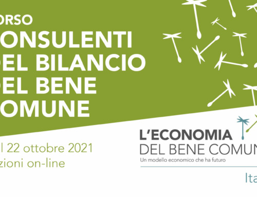 Italy chapter opens course to become a certified Common Good consultant for businesses