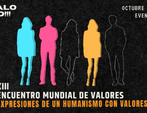 Economy for the Common Good invited at Worldwide Meeting on Human Values, 22-23 October