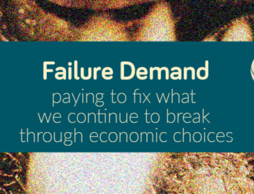 Counting the true costs of an unjust and unsustainable economic system